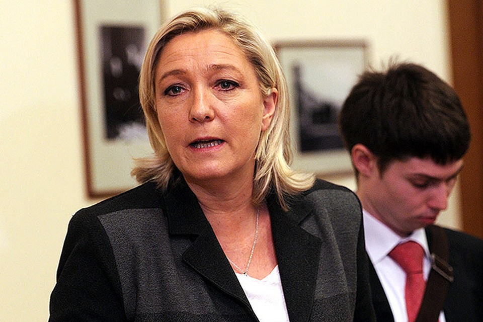 Марин Ле Пен: Санкции дадут обратный эффект!