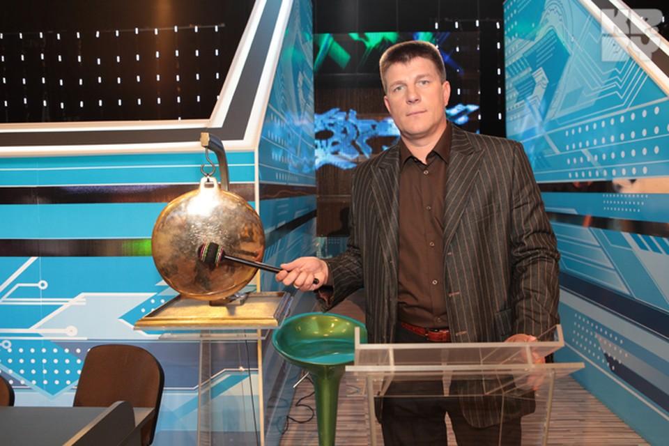 Леонид Купридо:  Я бы комментировал матчи чемпионата мира по хоккею!