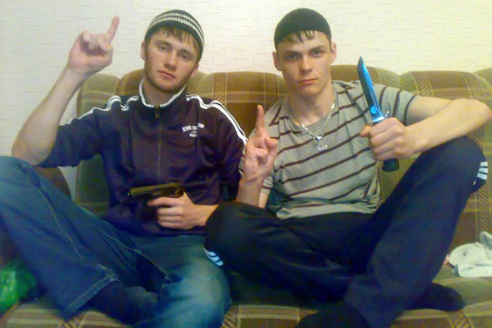 Александр Ковтун и Максим Кириллов