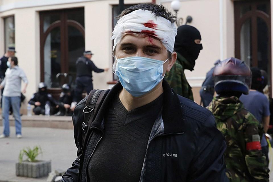 """Чудовищно: в течение нескольких часов в """"благословенной Одессе"""" погибло на порядок больше людей, чем во всех заварухах на Востоке страны вместе взятых"""