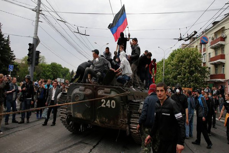 Нацгвардия Украины заявила об отводе подразделений из Мариуполя