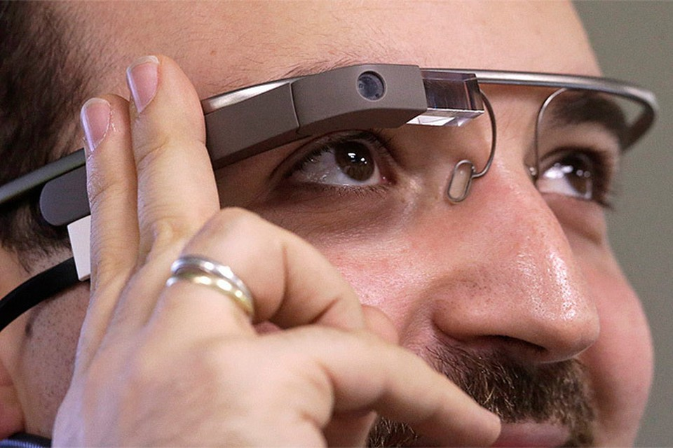 Google Glass поступили в свободную продажу