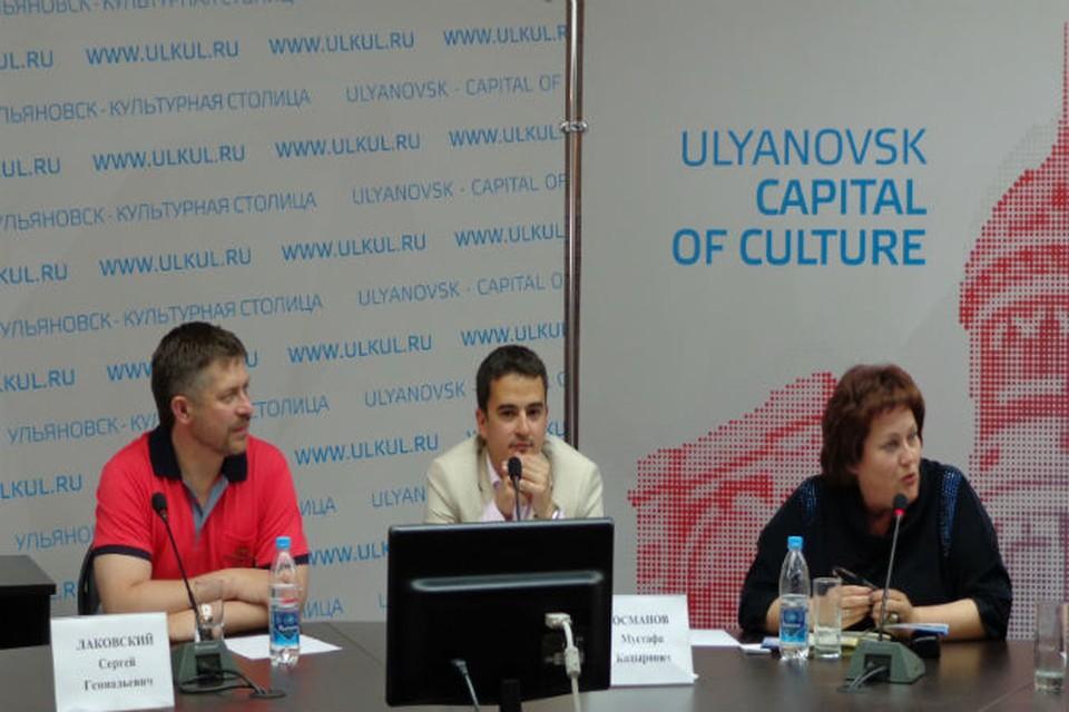 Делегация из города-побратима Феодосии рассказала ульяновцам про райский отдых в Крыму