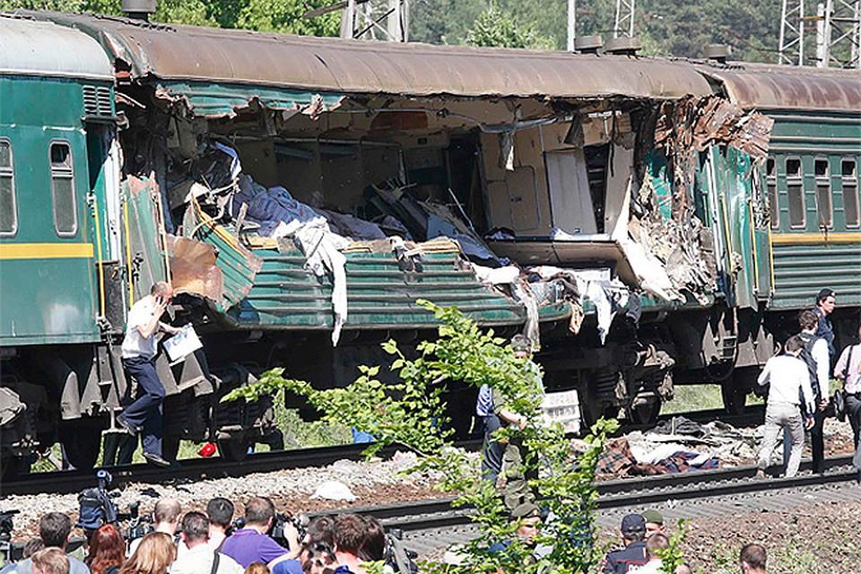 В подмосковье столкнулись грузовой и пассажирский поезда есть жертвы просто