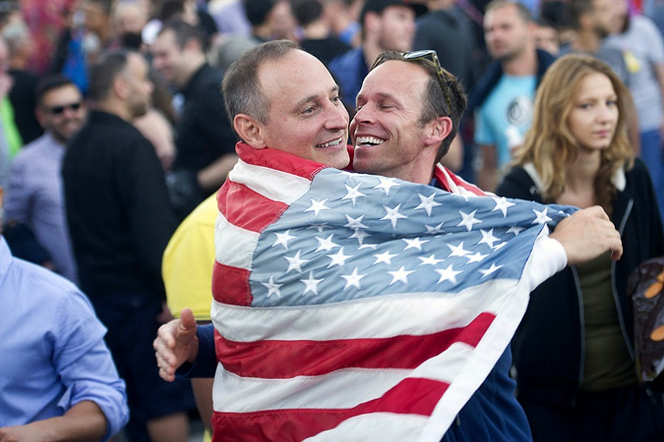 Landmark Supreme Court Ruling Legalises Gay Marriage Nationwide In United States