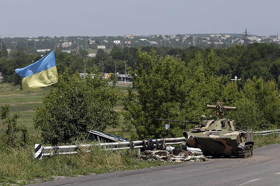 Очевидцы подтверждают нарушение российского воздушного пространства украинским самолетом.