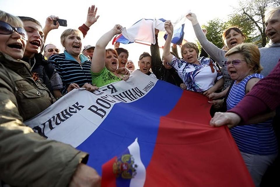 Президент Южной Осетии заявил, что согласно его страна признала итоги референдума ЛНР.