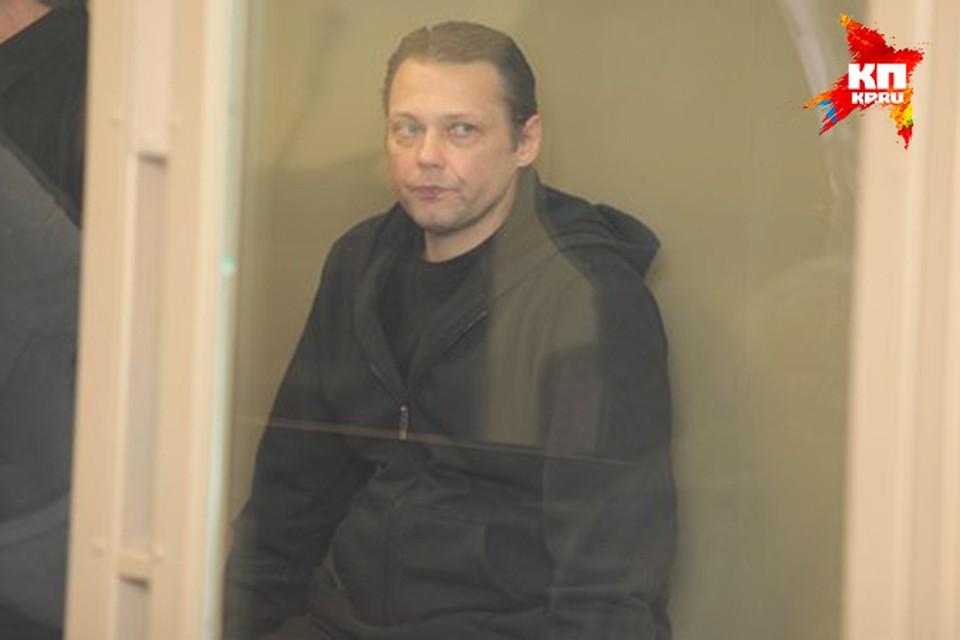 Игорь Черных на первых заседаниях буйствовал, поэтому его выгнали с процесса и больше  он не появлялся.