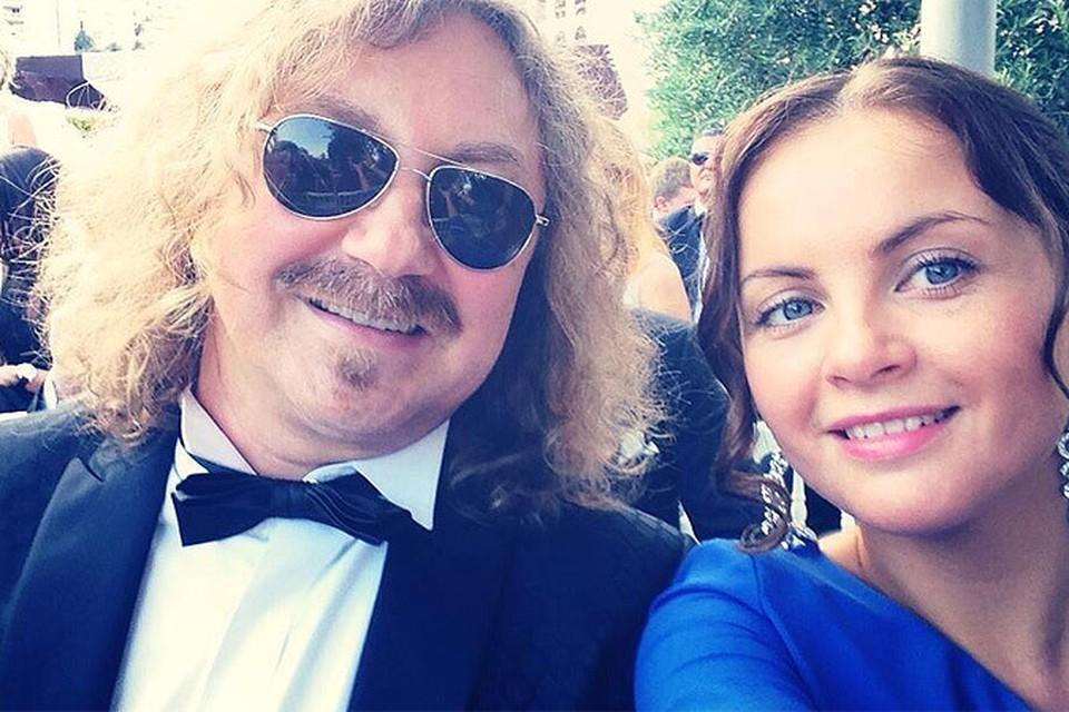 Игорь Николаев устроил жене медовый месяц в Италии