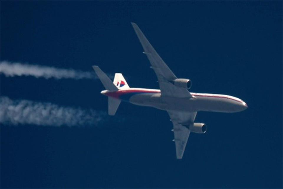 Сбитый малайзийский Boeing находился в зоне поражения украинской ПВО
