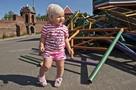 Мурманчане остались без детского городка на Семеновском озере