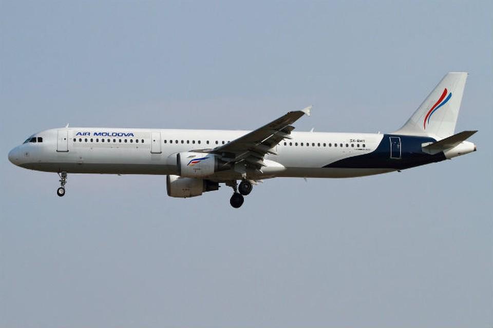 Авиакомпания Air Moldova подписала контракт по операционному лизингу  на самолет Airbus-320.