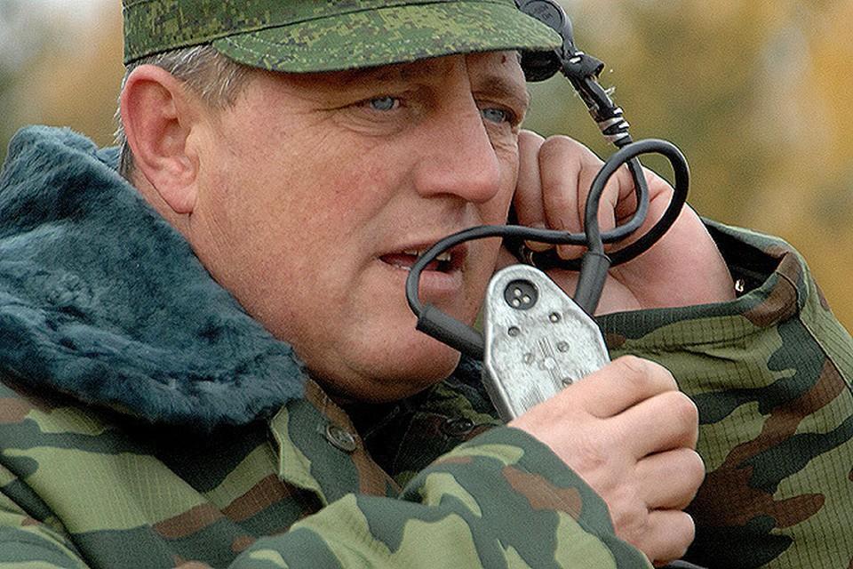 В новом санкционном списке ЕС оказался и командир 76-й воздушно-десантной дивизии гвардии генерал-майор Алексей Наумец