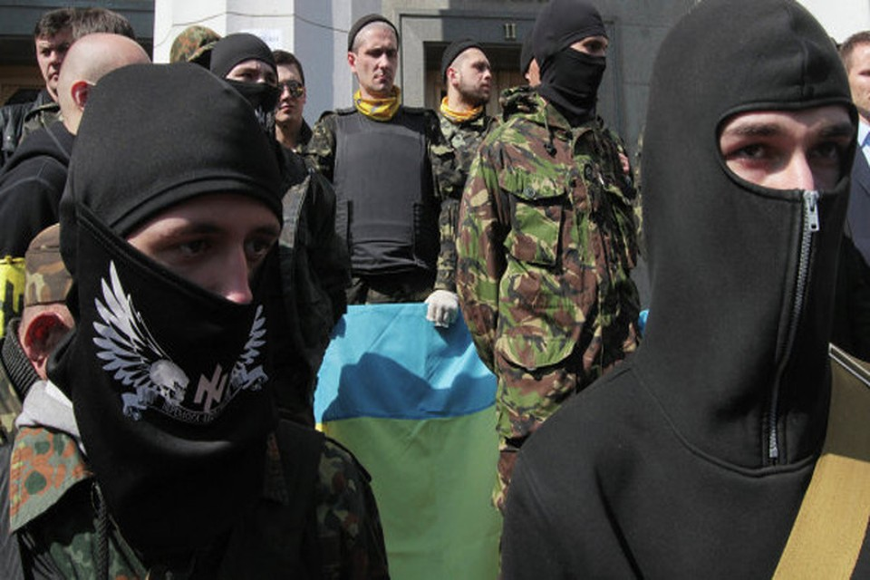 Ополченцы задержали разведгруппу «Правого сектора»