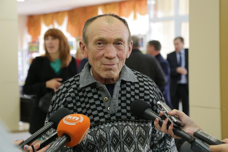 Дворник Владимир Костин: «Главное, чтобы жители не мусорили, уважали чужой труд!»