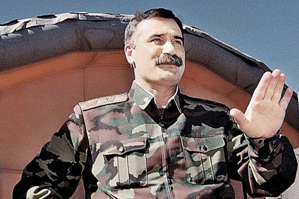 29 октября у Руслана Султановича - юбилей. 60 лет.