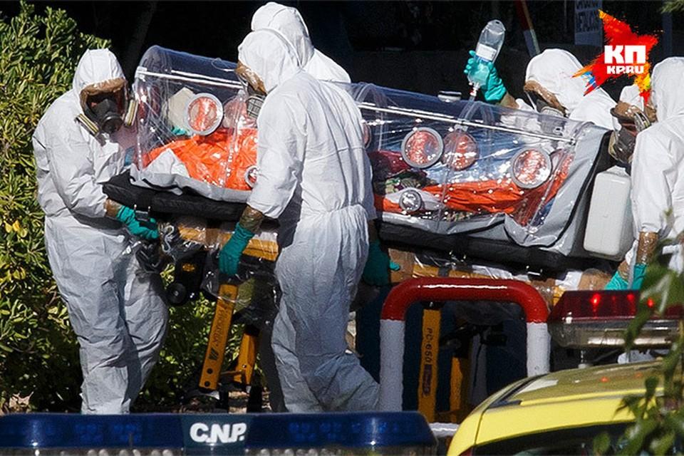 Количество жертв Эболы в Африке перевалило за 4000 человек. Фото: REUTERS