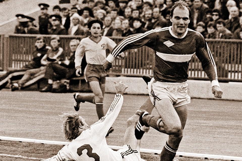 Александр Бубнов много лет мечтал играть за «Спартак».
