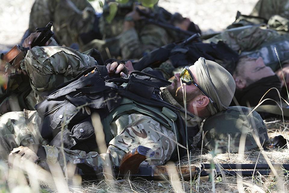 Украинская армия получит дополнительную нелетальную военную помощь от США