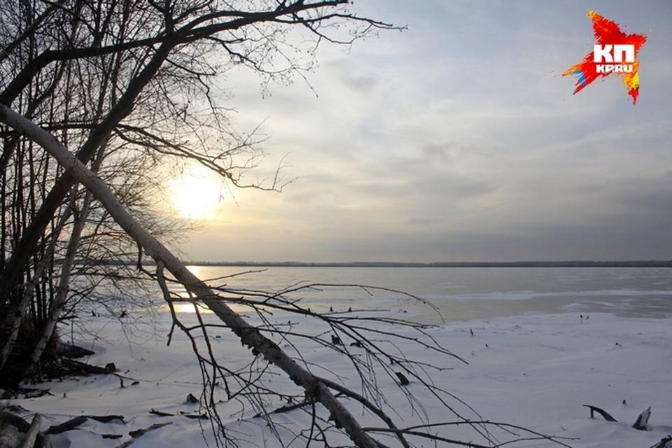 Долгие годы Черное озеро хранило легенду о черном бомбардировщике.