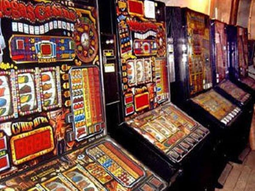 Игровые автоматы закрывают игровые автоматы с бочками