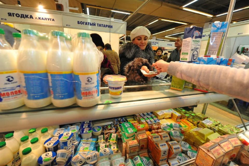 В марте в Крыму подорожало молоко, мука и крупы. Фото: Олег Рукавицин.