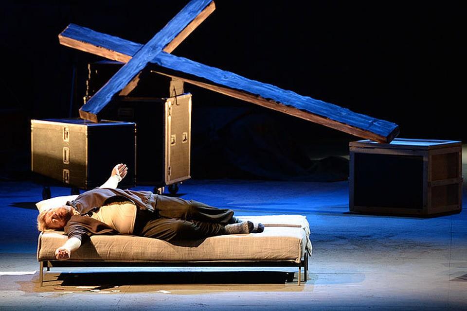 """Опера """"Тангейзер"""" в постановке Тимофея Кулябина на сцене Новосибирского государственного театра оперы и балета."""
