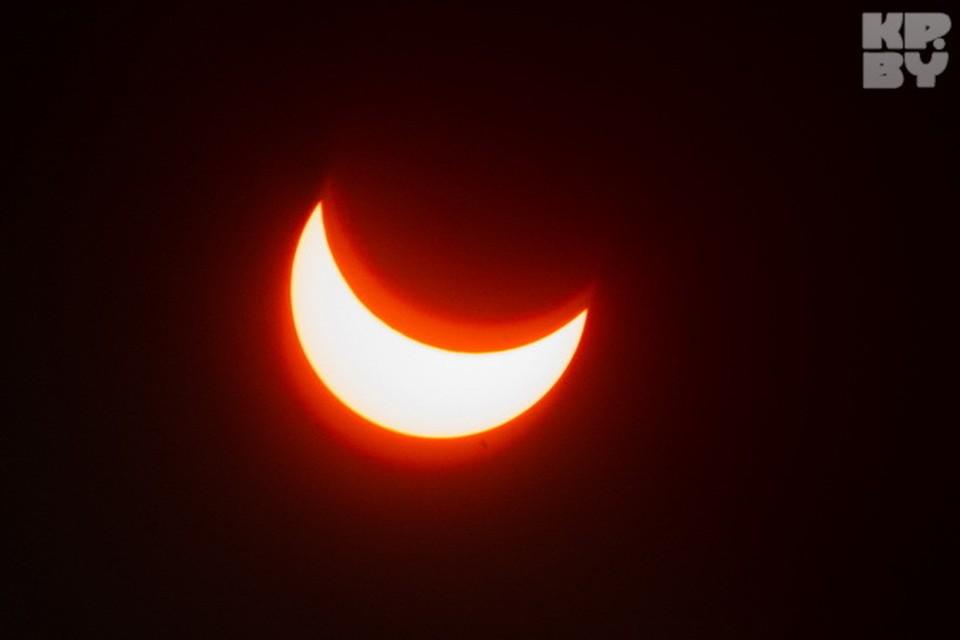Сегодняшнее солнечное затмение - самое необычное с августа 1999 года.