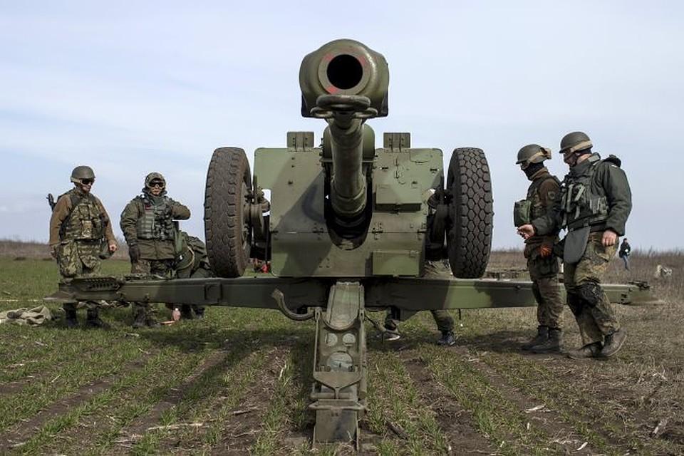 ВСУ готовят наступление на южном направлении