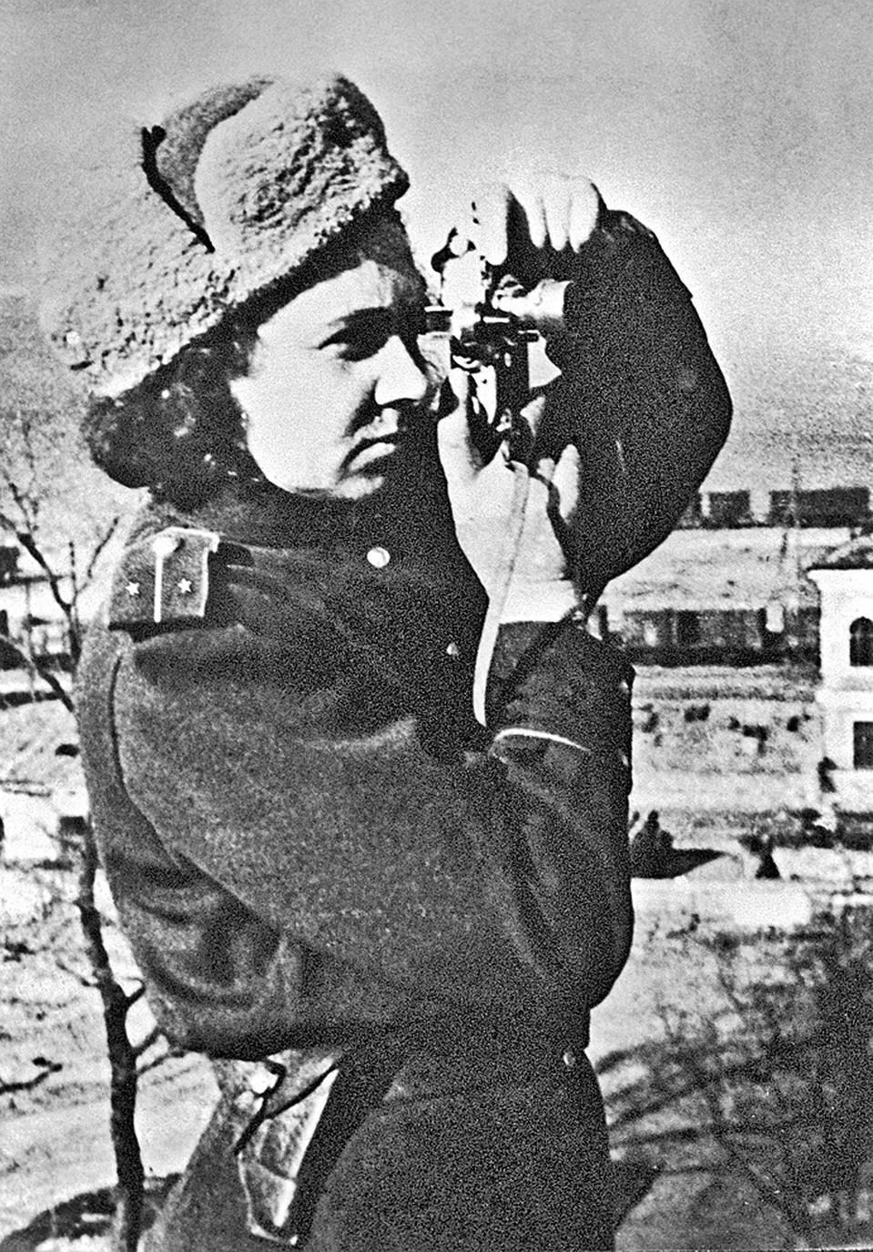 Ольга ландер фотокорреспондент