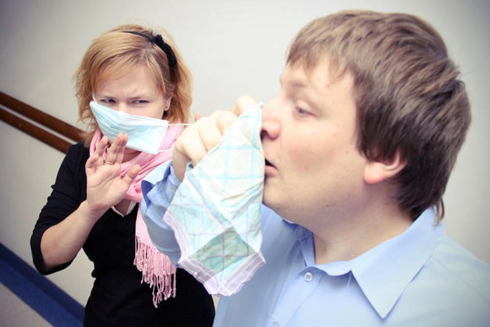 С тех пор, как люди открыли для себя понятие «грипп», все болезни, схожие с ним по симптомам, стали называть так же.