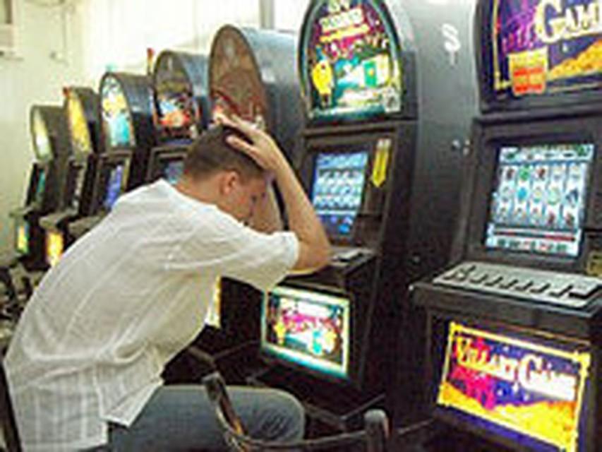 Первые игровые автоматы столбики казань гранд синема игровые автоматы