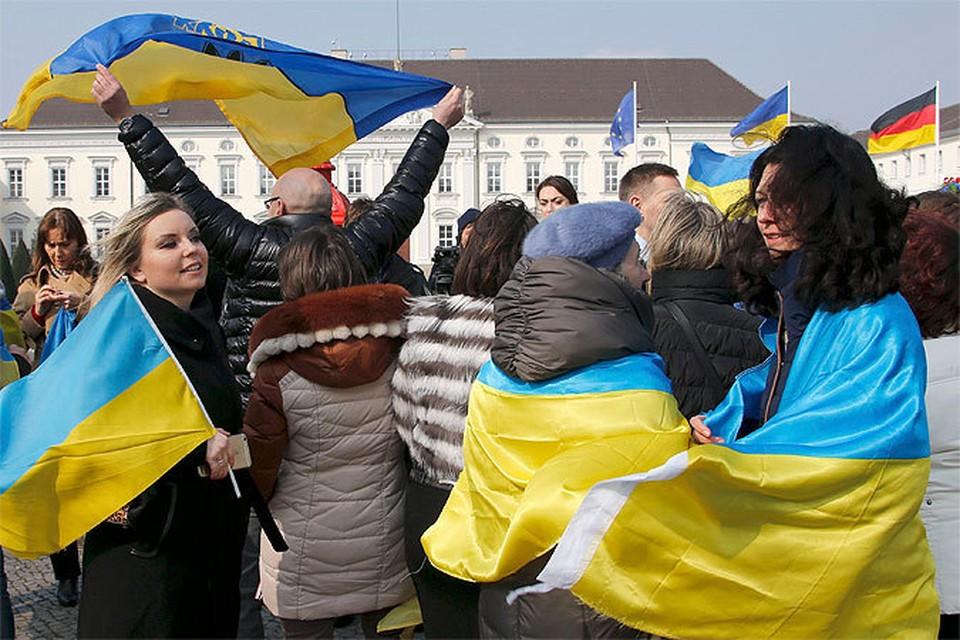 """В Мюнхене начала работу немецко-украинская комиссия, которая будет заниматься изучением истории Украины без """"искажающей советско-российской перспективы"""""""