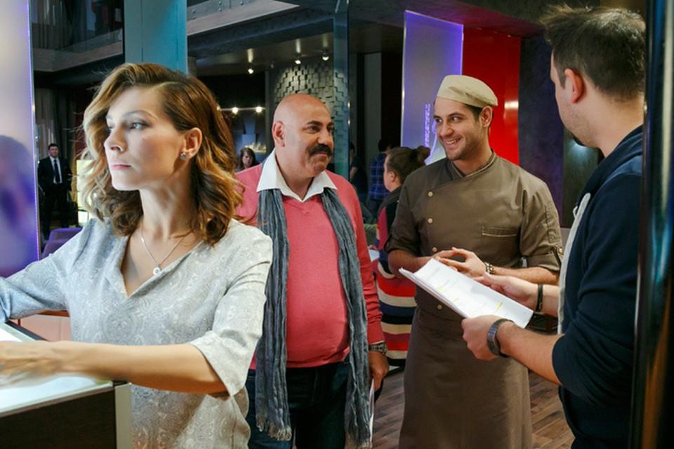 В сериале Иосиф Пригожин предстанет в новом образе. Фото: предоставлено пресс-службой СТС.
