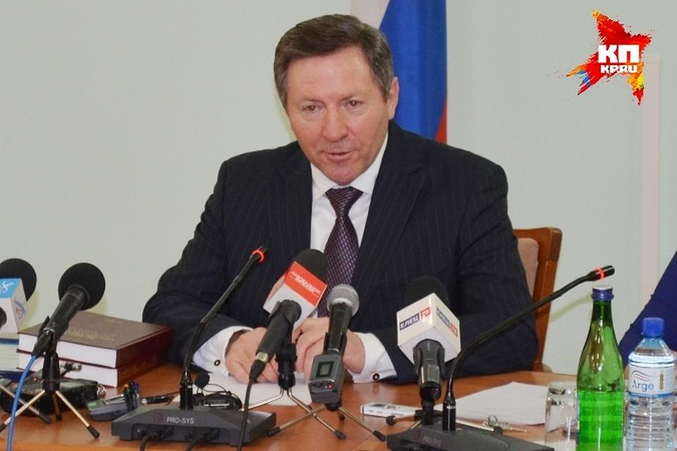 поздравление губернатора липецкой области как