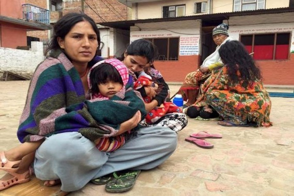 Число жертв страшного землетрясения в Непале превысило 8,5 тысячи человек