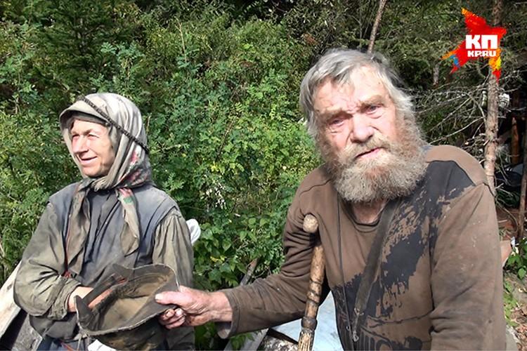 Умер единственный сосед сибирской отшельницы Агафьи Лыковой Ерофей Седов. Фото: предоставлено администрацией Кемеровской области
