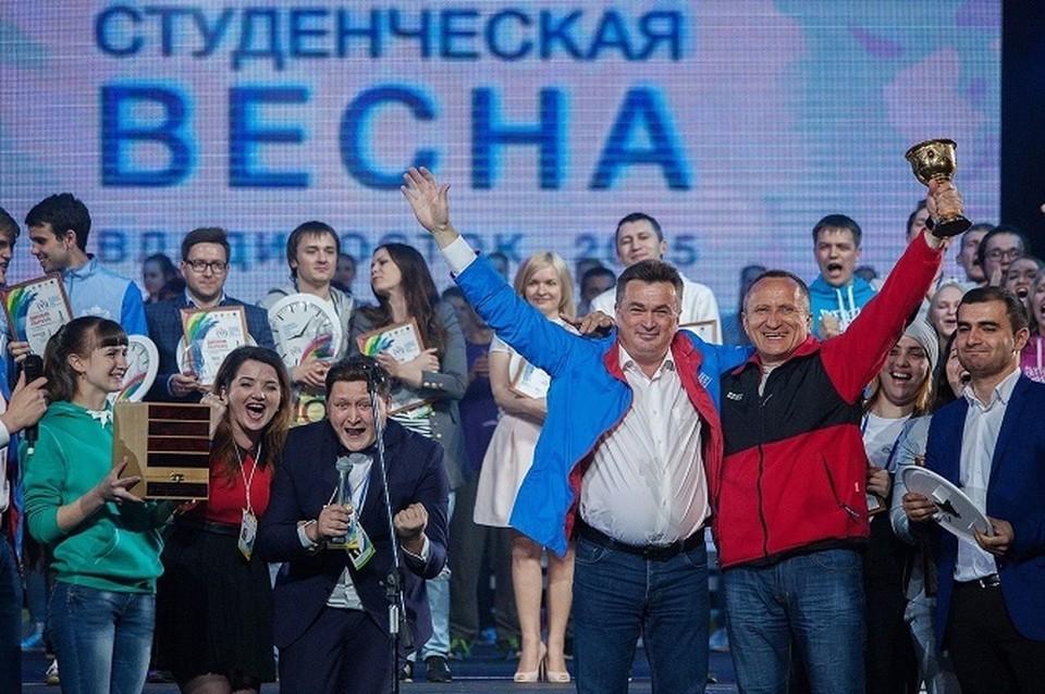 Казань взяла первое место!