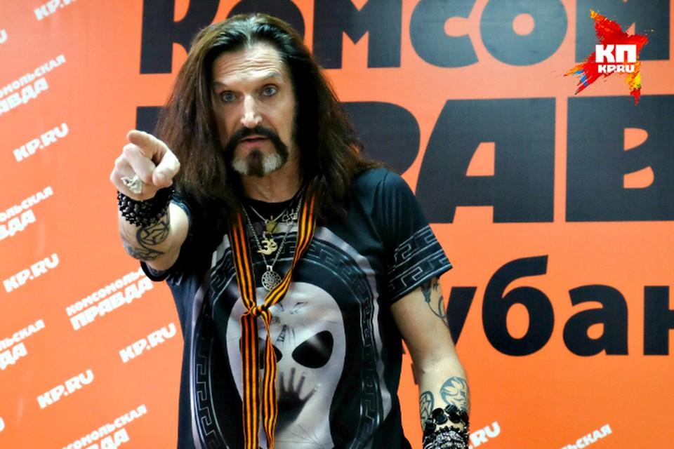 Джигурда привез в Краснодар шоу для взрослых