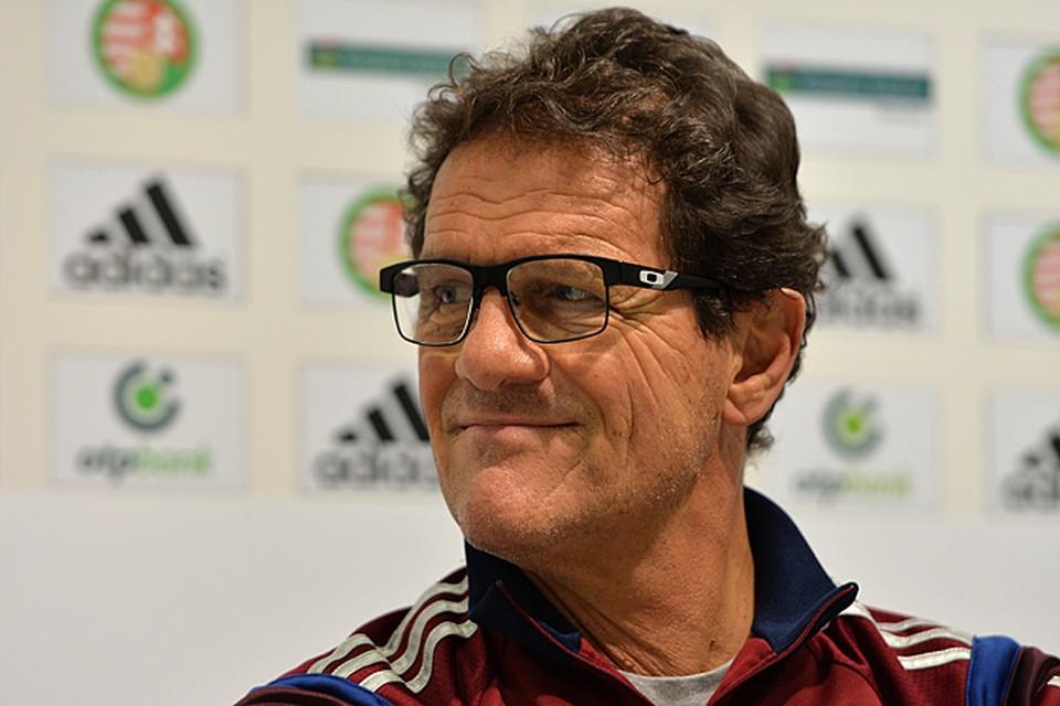 После позорного поражения наших футболистов от Австрии встал вопрос об увольнении главного тренера сборной Фабио Капелло