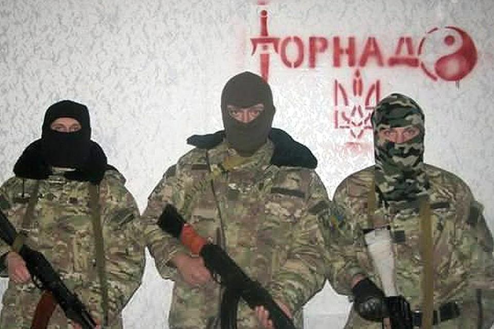 """На Украине — очередной скандал с очередным «добровольческим батальоном», на сей раз - рота """"Торнадо""""."""