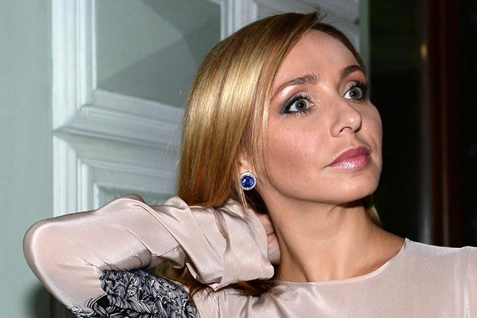 Татьяна Навка этим летом выходит замуж в Сочи