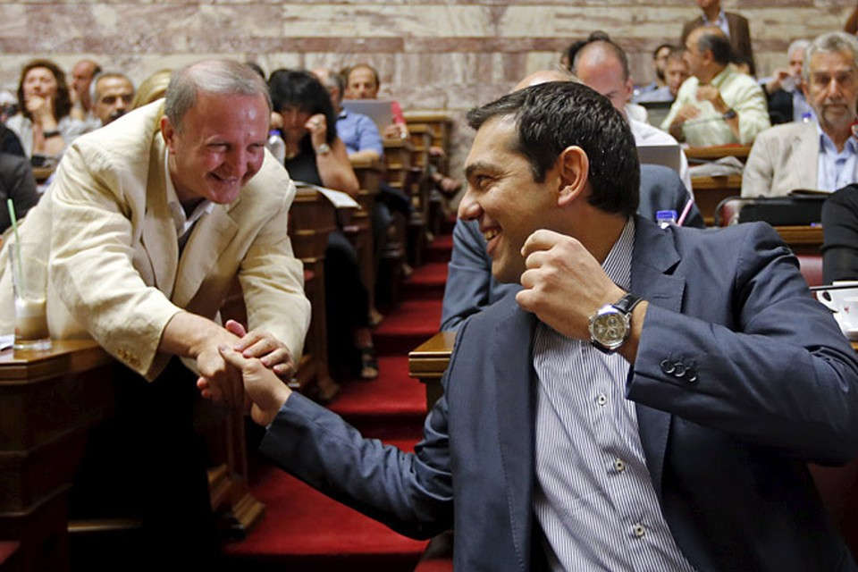 По сути, правительство Ципраса приняло почти все условия кредиторов