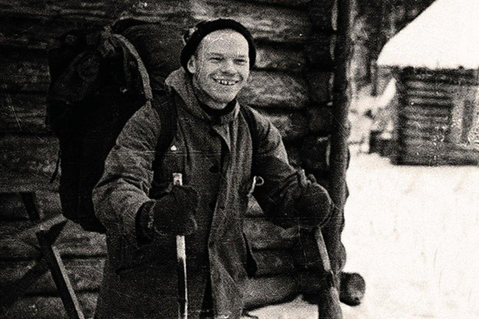Руководителем группы был студент 5-гокурса Уральского политехнического института Игорь Дятлов. Фото: Фонд памяти группы Дятлова.