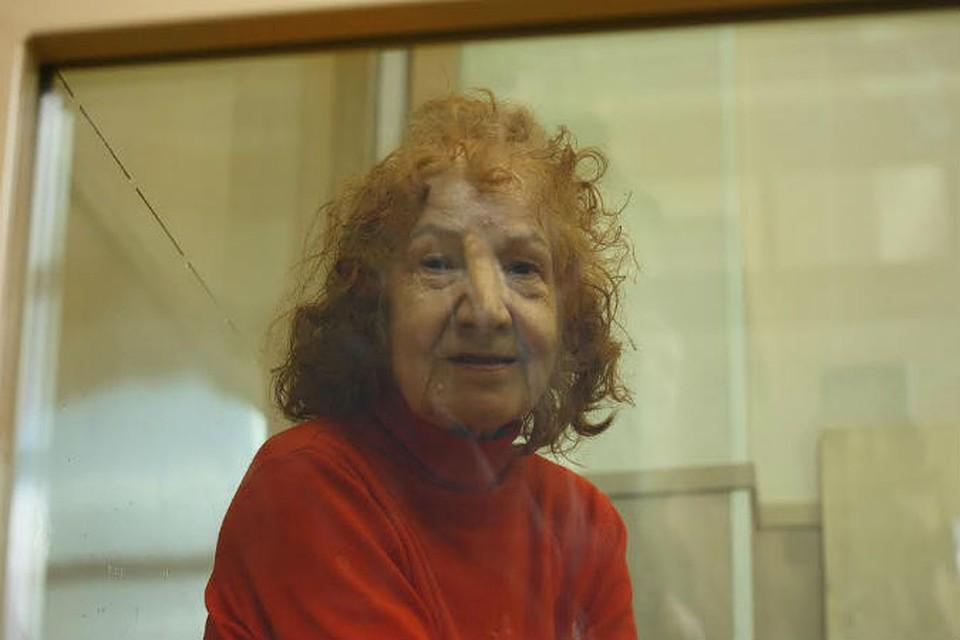 тамара самсонова старушка убийца белье