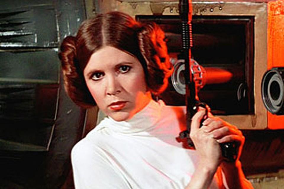 Кэрри Фишер, сыгравшая принцессу Лею в знаменитой саге «Звёздные войны», долгие годы страдает биполярным аффективным расстройством.