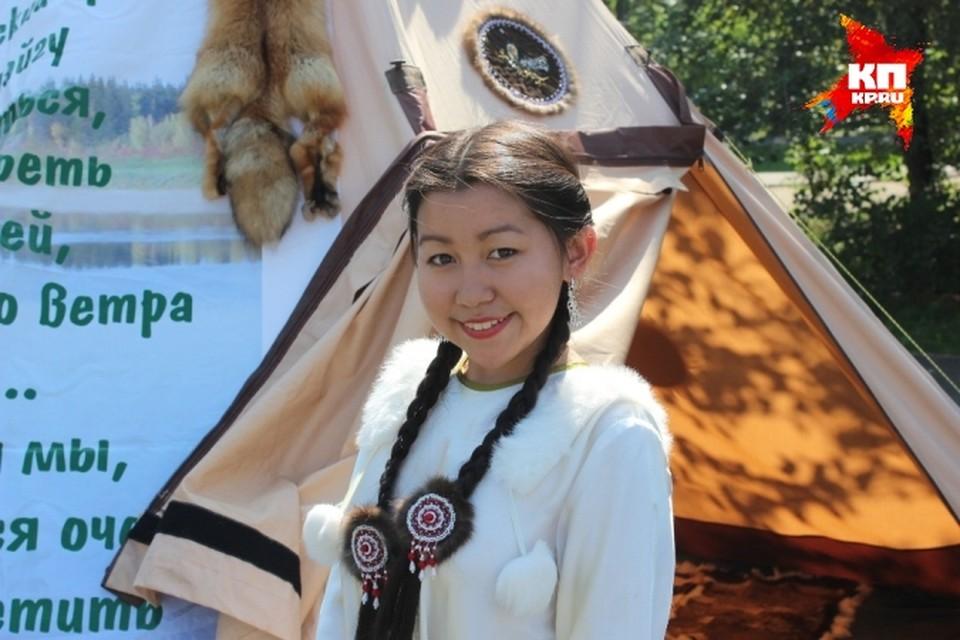 Эвенки и тофалары из Иркутской области провели второй фестиваль малочисленных народов Севера