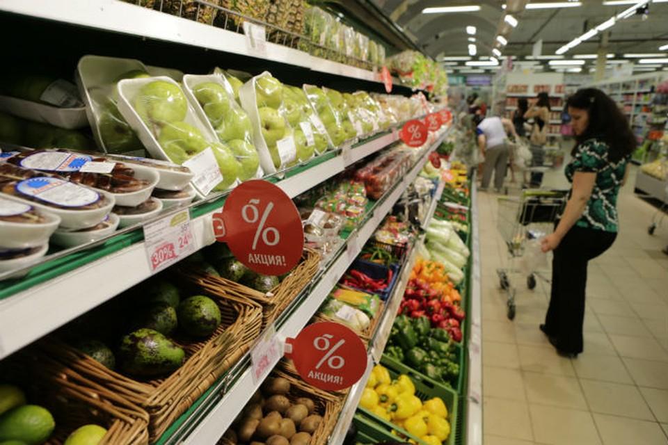 Цены на рынках на овощи значительно выше, чем в это же время год назад.