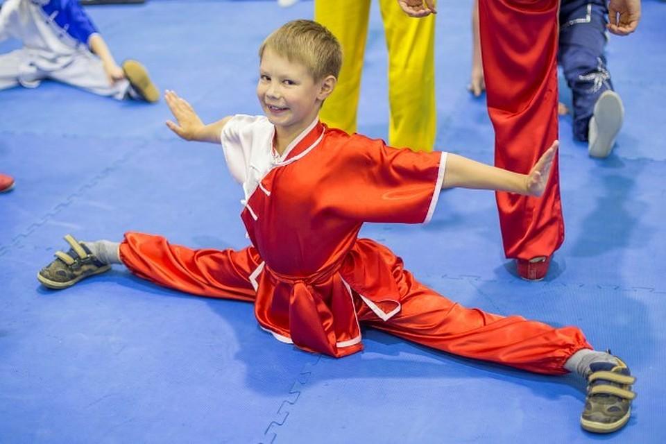 14 спортивных школ в Перми, где дети могут заниматься бесплатно 6b5722a2a16