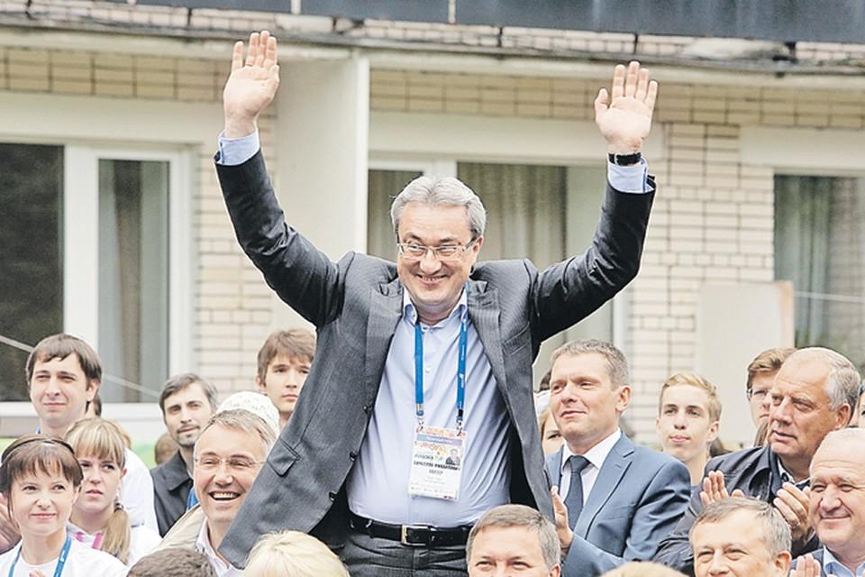 Вячеслав Гайзер казался жителям Коми своим парнем. И чуть ли не лучшим губернатором страны.